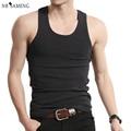 Clothing men fitness culturismo 6m0068 muscle tank top undershirt singlete chaleco de moda de verano