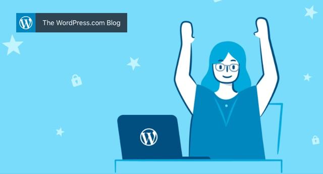 使用 WordPress.com 免费创建网站教程 – 自助建站