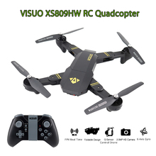 Rc Airplane Quadcopter 6-Axis Gyro WIFI FPV 720P HD Wifi Camera Drone Foldable G-sensor 2.4G 4CH RC Drones RC Plane Model