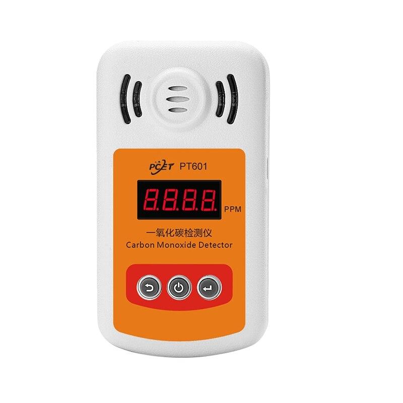 Digital Display Carbon Monoxide CO Detector Sound and light Alarm Sensor Home Alarm System Fire Detector