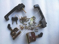 Door Lock Set 502 For Forklift Like HELI 2 5 3 0T Part Number