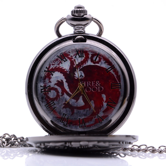 Vintage Antique House Targaryen Blood and Fire Game of Thrones Mens Womens Quart