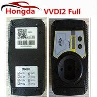 100 Origional Xhorse VVDI2 V4 VVDI2 Full Version Commander Key Programmer For VW Audi BMW Porsche