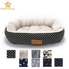 Pet Produkt Hund Betten Kennel Für Small Medium Large Hunde Katzen Atmungsaktiv Puppy Betten Katze Bank Sofa Haus Matte Tier k9 COO042