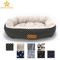 Produtos para animais de estimação camas de cão canil para pequeno médio grandes cães gatos respirável camas de cachorro gato banco sofá casa esteira animal k9 coo042|Casas  canis e canetas| |  -