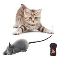 Joke Toy Mouse Fake Prank Rat Electronic Trick Animal Novelty Children Pet for Remote-Control