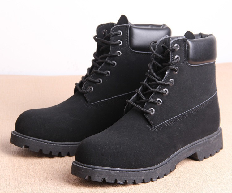 Winter Snow Boots Yellow Tims Boots For Men Women Men Fur Genuine Leather  Shoes for Women Boats-in Ankle Boots from Shoes on Aliexpress.com  91da4db28bfa