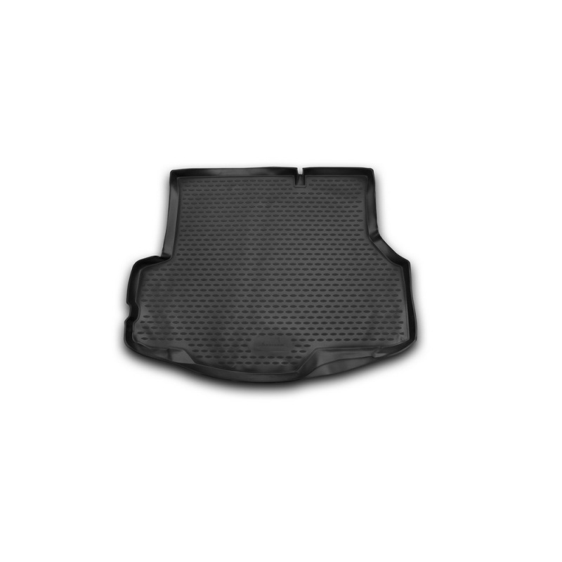 Mat rear trunk lid cover trim For FORD Fiesta 2015->, сед... 1 PCs (polyurethane)