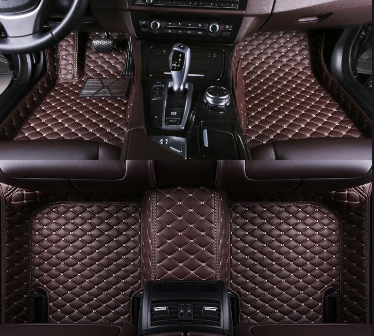 2017 Car Styling Car Floor Interior Mat For Honda Civic
