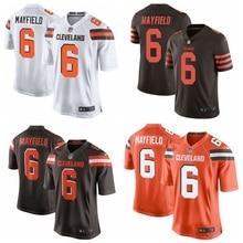 buy online e64fc 3e372 cleveland browns jersey aliexpress