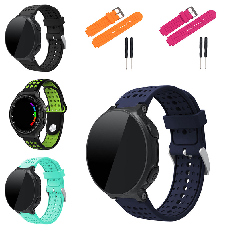 Best Buy Silicone Wristband Bracelet Replaceable Strap For Garmin