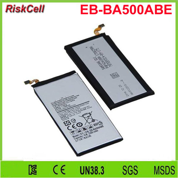 20pcs/lot  New EB-BA500ABE Battery Replacement For Samsung Galaxy A5 SM-A500 A5000 A5009