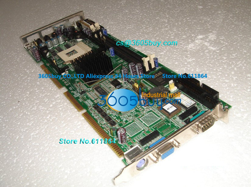 PCA-6186 PCA-6186V A1 industrial motherboard 100% Tested Good Quality