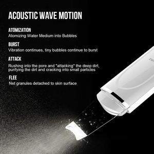 Image 4 - Ultrasonik cilt Scrubber derin yüz temizleme makinesi kırışıklıkları azaltmak ve noktalar yüz beyazlatma kaldırma kir kaldırmak siyah nokta