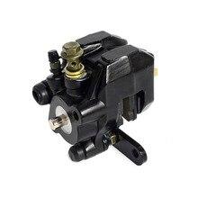 Cheapest prices Motorcycle Parts rear back brake caliper & brake pads For Honda 200X 250X 300EX 400EX For Suzki LTZ400 Z400 LT500 LT250R LT230