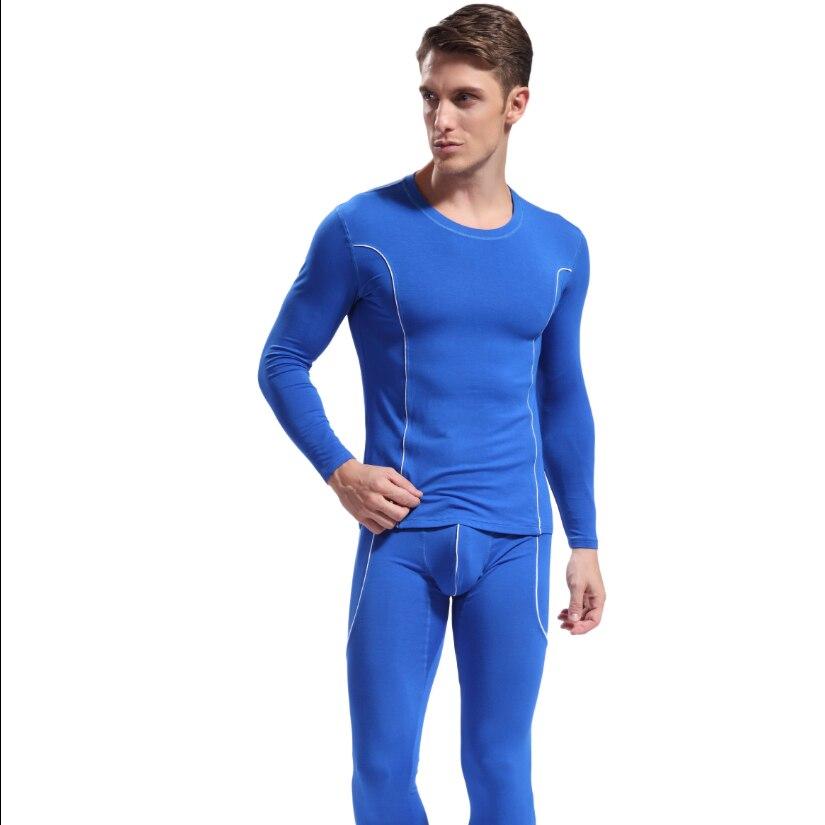 Aliexpress.com : Buy WJ New Winter Men's Bamboo Fiber Thermal ...