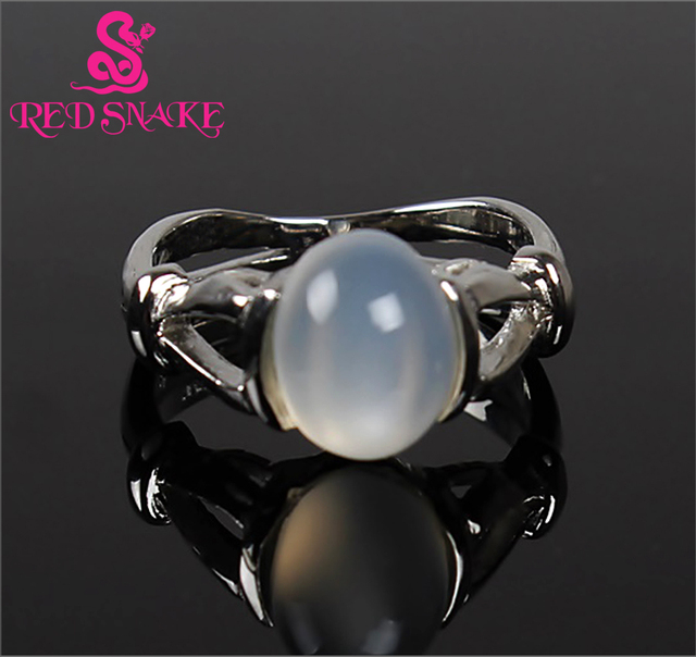 Twilight moonstone ring