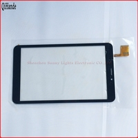 New Touch Screen For 8 Inch Prestigio MultiPad Wize 3508 4G Touch Panel Digitizer Panel MultiPad