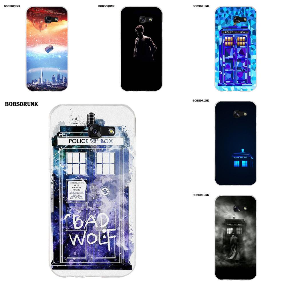 Phone Bags & Cases Lvhecn Tpu Skin Phone Case Cover For Samsung Galaxy S5 S6 S7 S8 S9 S10 Edge Plus S10e Lite Note 5 8 9 Tardis Doctor Who Canvas At All Costs Cellphones & Telecommunications