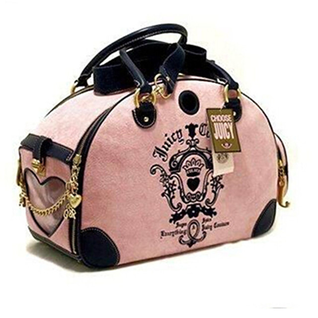 Designer Dog Bags For Small Dogs Cat Carry Travel Carrier Puppy Slings Tote Handbags Chihuahua