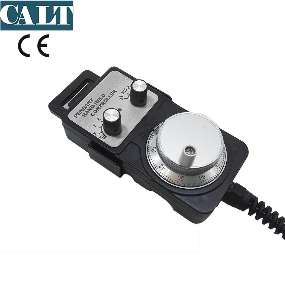 DC12V telecomando MPG volantino encoder a impulsi per Mitsubishi CNC 25 impulsi encoder rotativo TM1469 25BST12 - 5