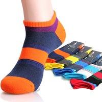 5 Pairs Lot High Quality Low Cut Short Man Socks Men S Gift Sock Cotton Outdoor