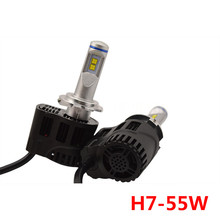 2pcs Car styling LED Headlight P6 H7 3000K/4000K/5000K/6000K LED Canbus 110w 10400Lm LumiLEDs Car Bulb Auto Lamp