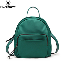 Mini Backpack Women School Backpacks High Quality 2018 New Small Casual Daypack Feminine Mochila Bag Bakpcak