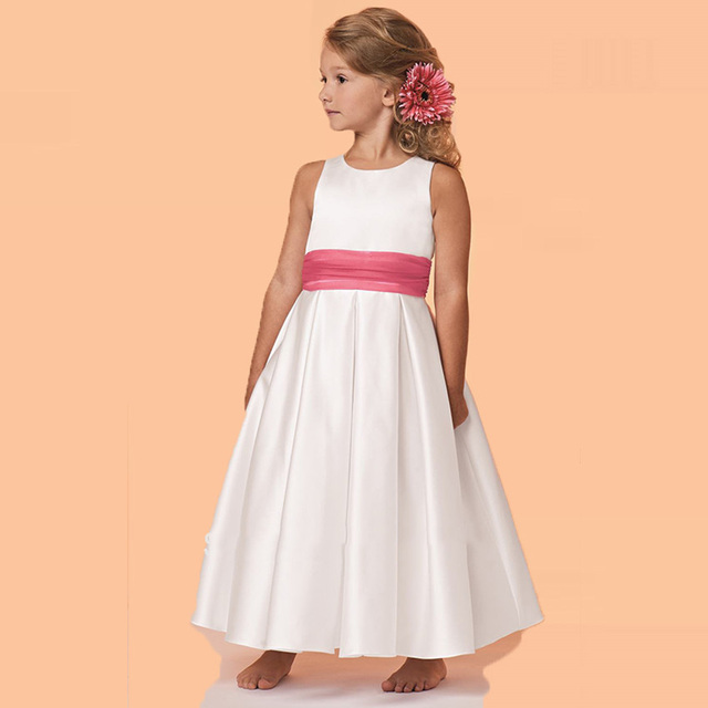 New Sweet Baby Kids Formal First Communion Dresses Kids Pageant ...
