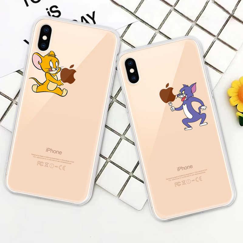 透明ソフト Tpu 電話ケース iPhone Xs 最大 Xs Xr 8 7 6 6S プラス 5 5S SE シリコンバックカバーケース iphone Xs 最大 Xs Xr