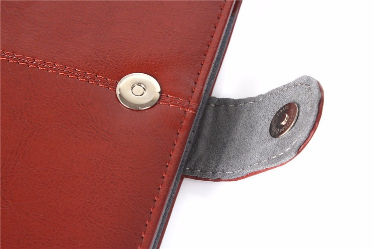 PU leather Notebook Case for MacBook 83
