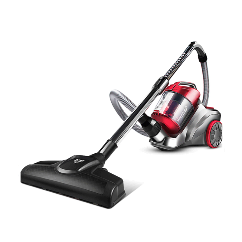 Household Electric Vacuum Cleaner Ultra-quiet Powerful Dust Cleaner Handheld Floor Cleaning Machine 220V 1200W