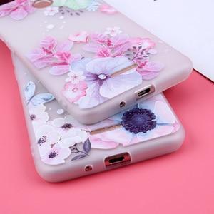 Image 5 - Case Voor Xiao mi rode Mi 6A covers FROSTED Bloem Telefoon Gevallen Voor Xiao Mi Mi 8 lite mi 9 SE Rode mi note 7 6 5 pro Rode Mi 7 6Pro 4X 5A
