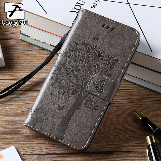 TAOYUNXI Flip Case For Samsung Galaxy S5 G900F G900I G900M G900A G900T G900W8 G900K G900L G900S SV Covers Bag Wallet Housing