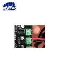 Оригинал wanhao 3d принтера wanhao материнская плата i3 основной плате d4 d5 d6 материнская плата материнская плата материнская плата d7