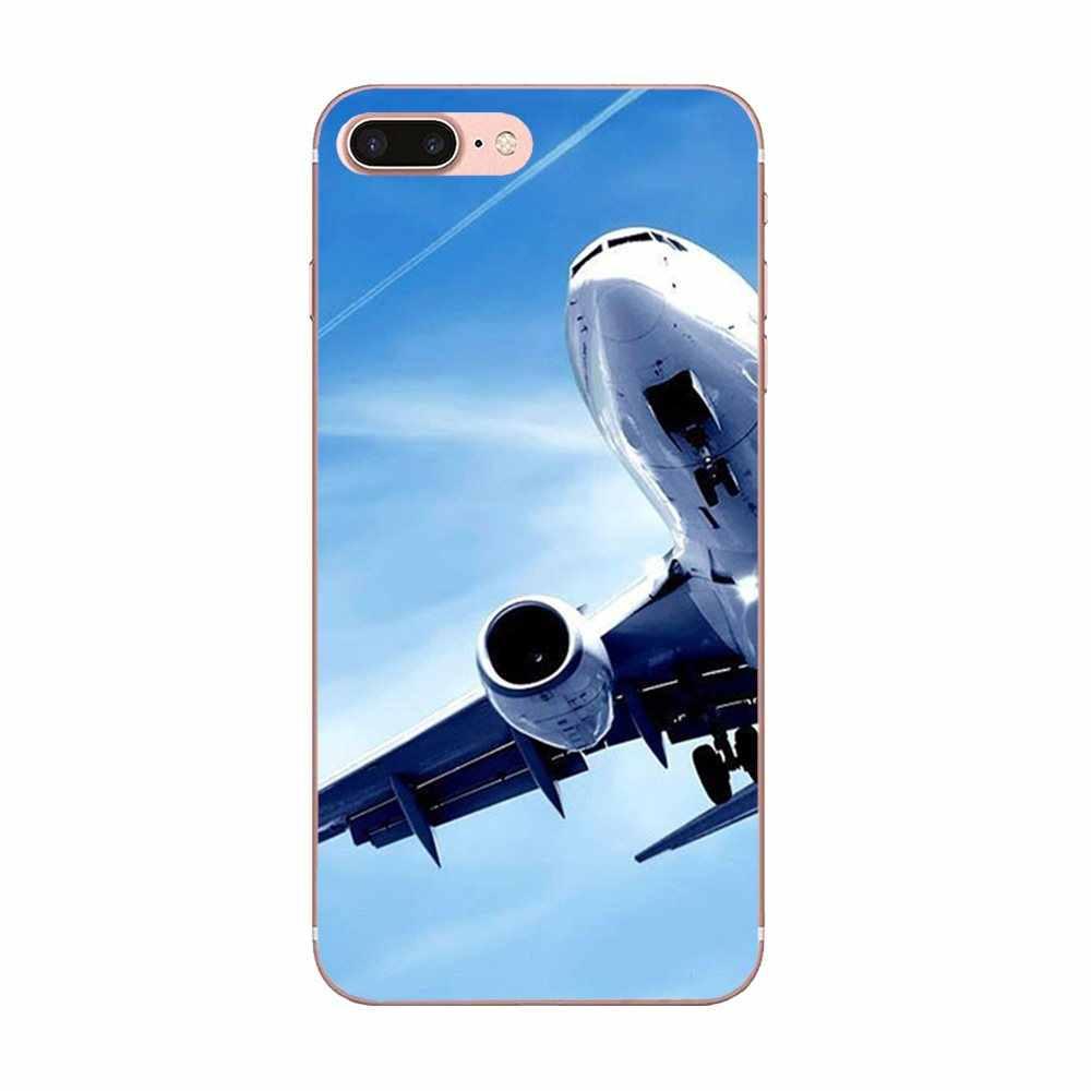 Для LG G4 G5 G6 K4 K7 K8 K10 2017 V10 V20 V30 Stylus Nexus 5 5X G2 G3 мини дух прекрасный авиационный самолет Fly путешествия облако небо