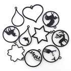 1pcs Star Heart Hors...