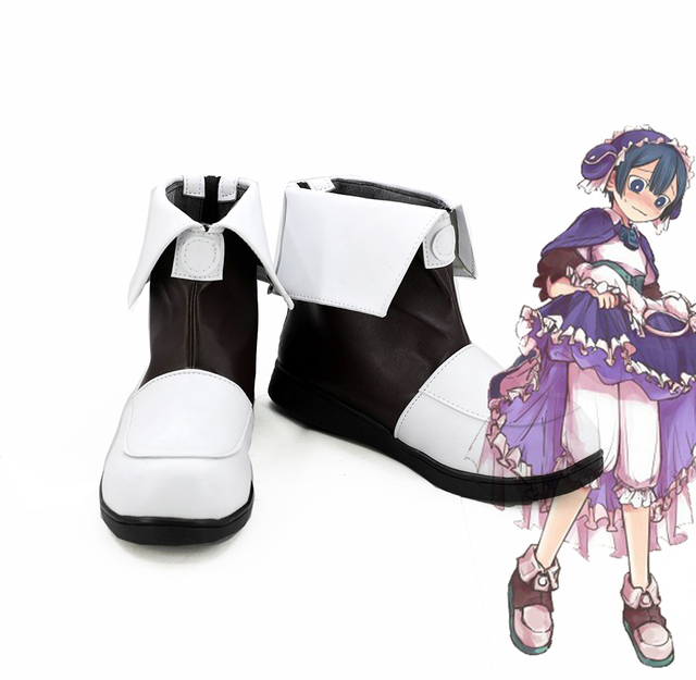 Made in Abyss Marulk Cosplay Shoes