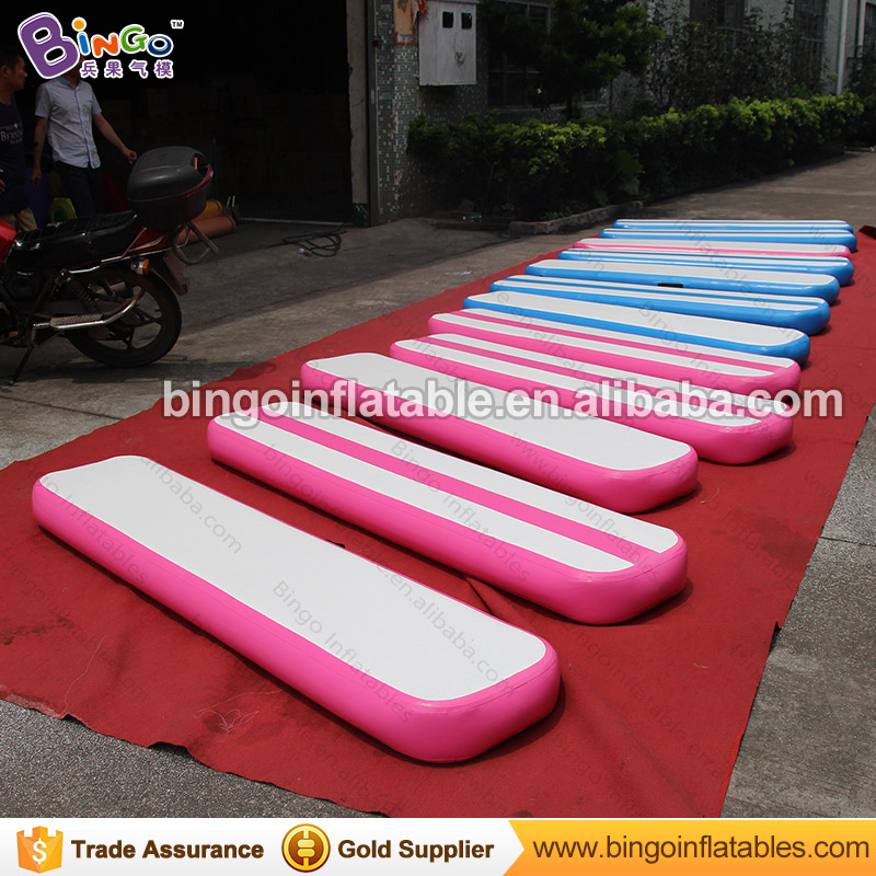 Free Shipping 2X0.4X0.15 Meters Inflatable Gymnastics mats air track high quality blow up air tumble track for sports games-in Toy Sports from Toys ... & Free Shipping 2X0.4X0.15 Meters Inflatable Gymnastics mats air track ...