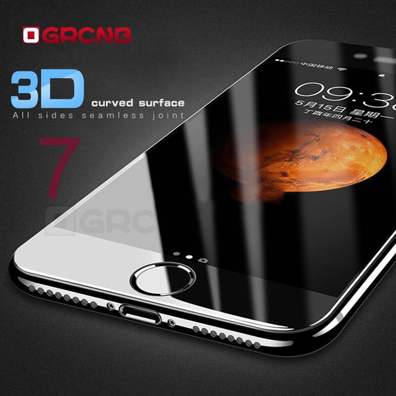 ogrcnb-3d-macio-da-borda-de-vidro-temperado-para-o-iphone-8-7-6-6-s-alem-de-protetor-de-tela-de-cobertura-completa-para-o-iphone-x-8-7-mais-de-protecao-vidro
