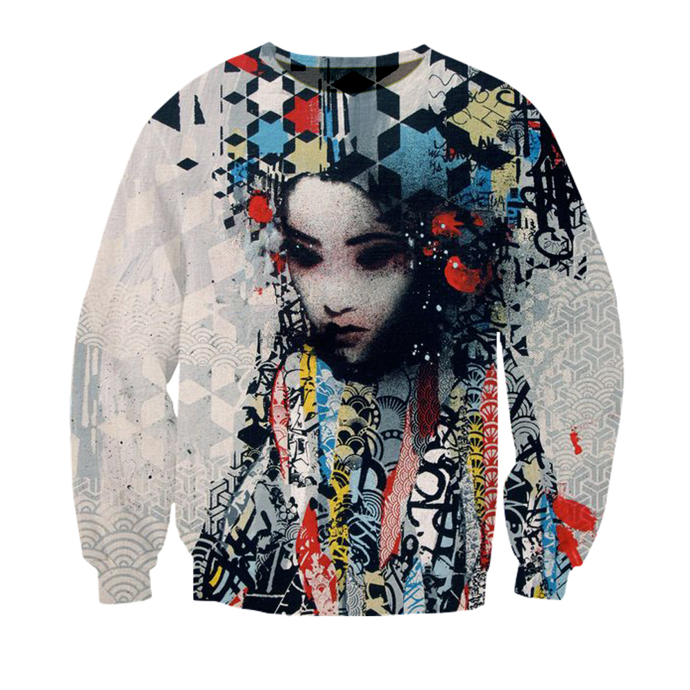 Contemplative Spring Sweatshirts Women Men Tracksuits 3d Print Chinese Opera Culture Style Streetwear Sweatshirt Fashion Hoodie For Girls Boys Buy One Give One Women's Clothing
