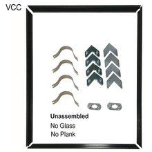 Quadro de imagem para o quadro 40x50 50x60 40x60 60x60 da parede do cartaz do metal quadro decorativo da foto, quadro desmontado, nenhum vidro