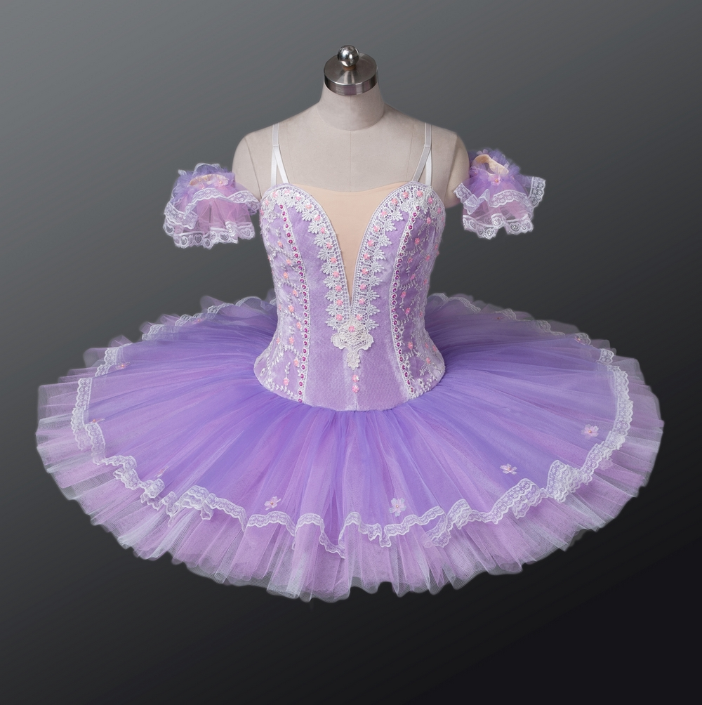 Dance Favourite White Ballet Tutu Women Ballet Dance Costumes Practicing Ballet Tutu 10 Layers Stiff Tulle Ballet Tutu