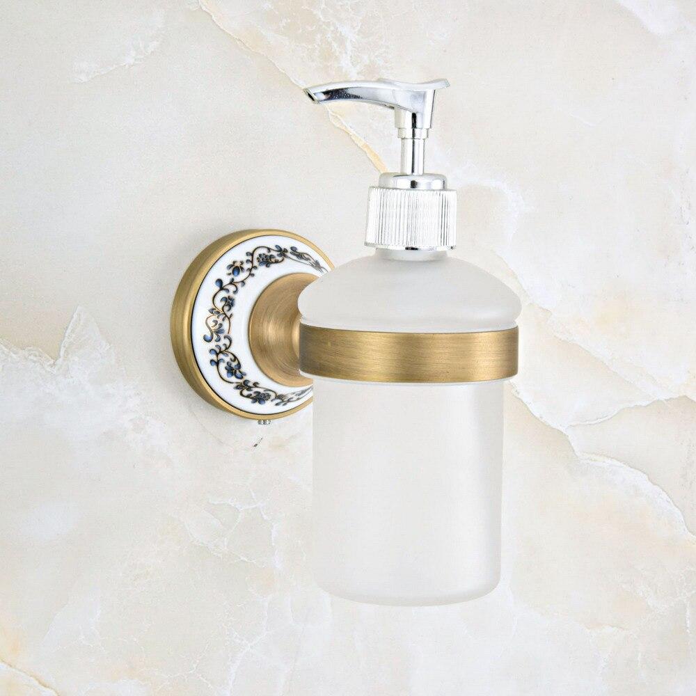 Kitchen Gl Bottle Liquid Soap