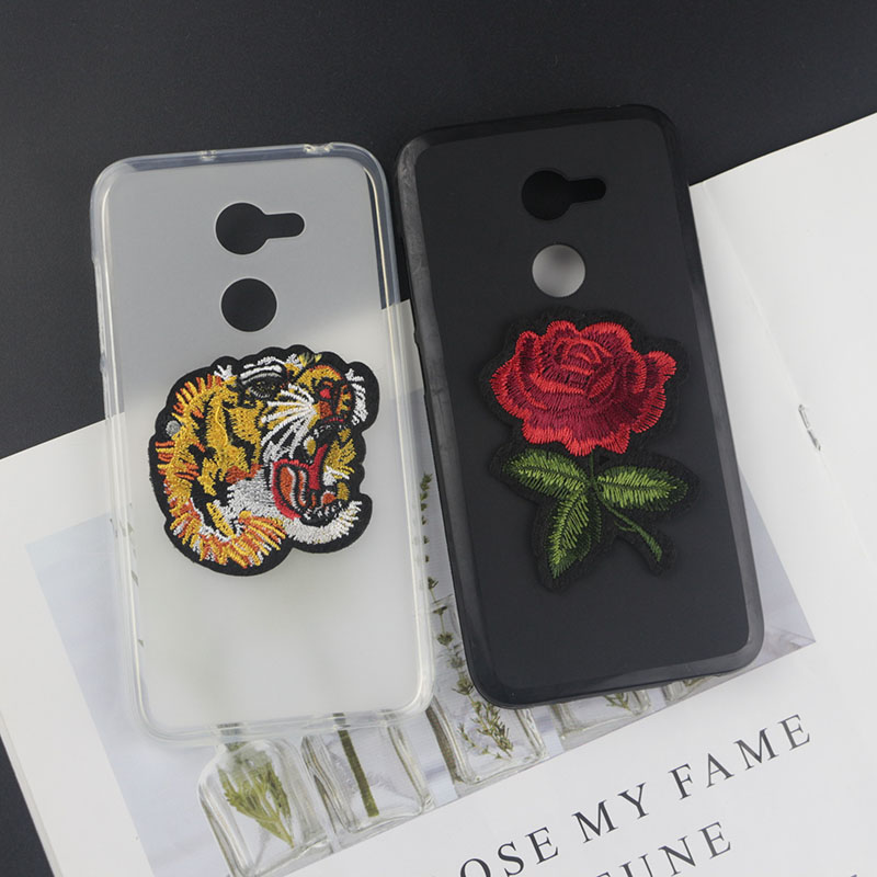 Soft TPU Case for Alcatel A3 5046D 5046Y Cases Stitch Kitty Minnie Flower Tiger Bee Pearl Diamond Coffee Milk Phone Cover