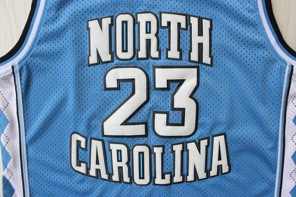 2a783bfefe9a Cheap On Sale NCAA College UNC 23 Michael Jordan North Carolina Jersey .