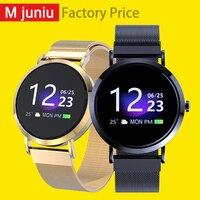 Mjuniu cv08c Fashion Smart Watch Classic Bluetooth Bracelet, Blood Pressure/heart Rate Measurement Tracker cv08c PK Q8