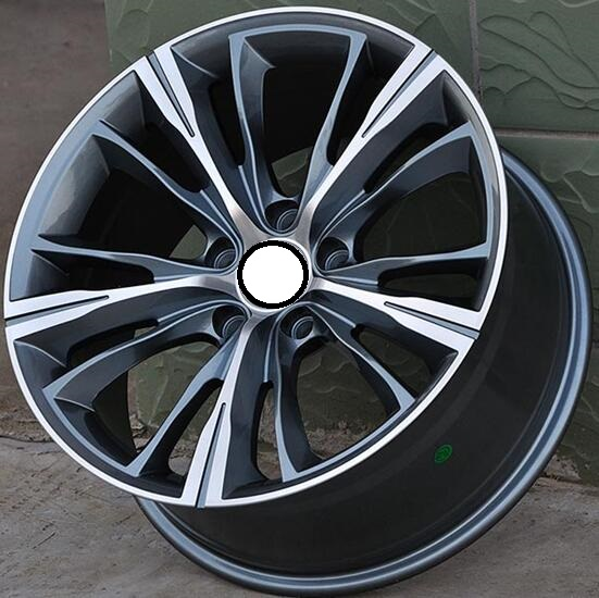 18 19 inch 5x120 car aluminum alloy rims fit for bmw 1 3 5 series in wheels from automobiles. Black Bedroom Furniture Sets. Home Design Ideas