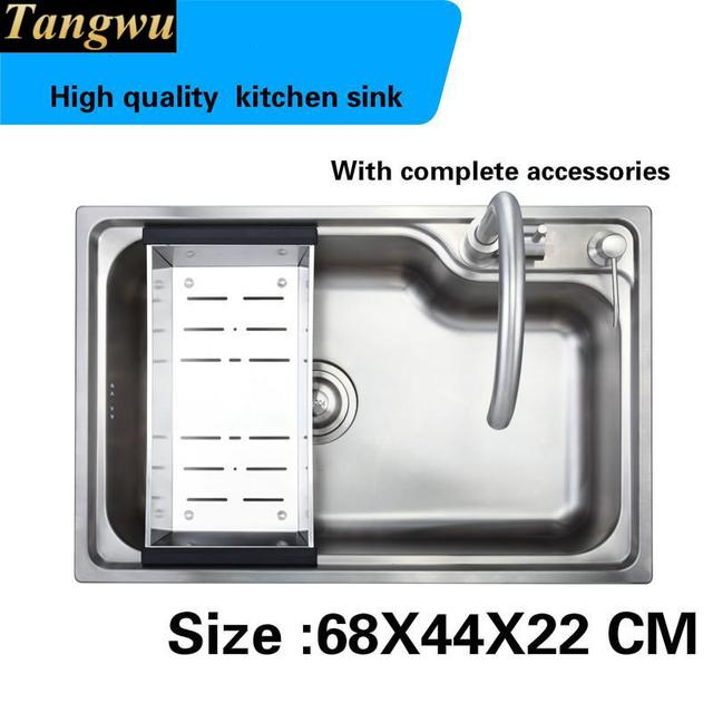 Tangwu high grade large single slot food grade smooth surface 304 tangwu high grade large single slot food grade smooth surface 304 stainless steel whole workwithnaturefo