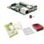 2016 Mais Recente Raspberry Pi 3 Modelo B Com wireless Embutido e conectividade Bluetooth + Alimentação + Caso Oficial